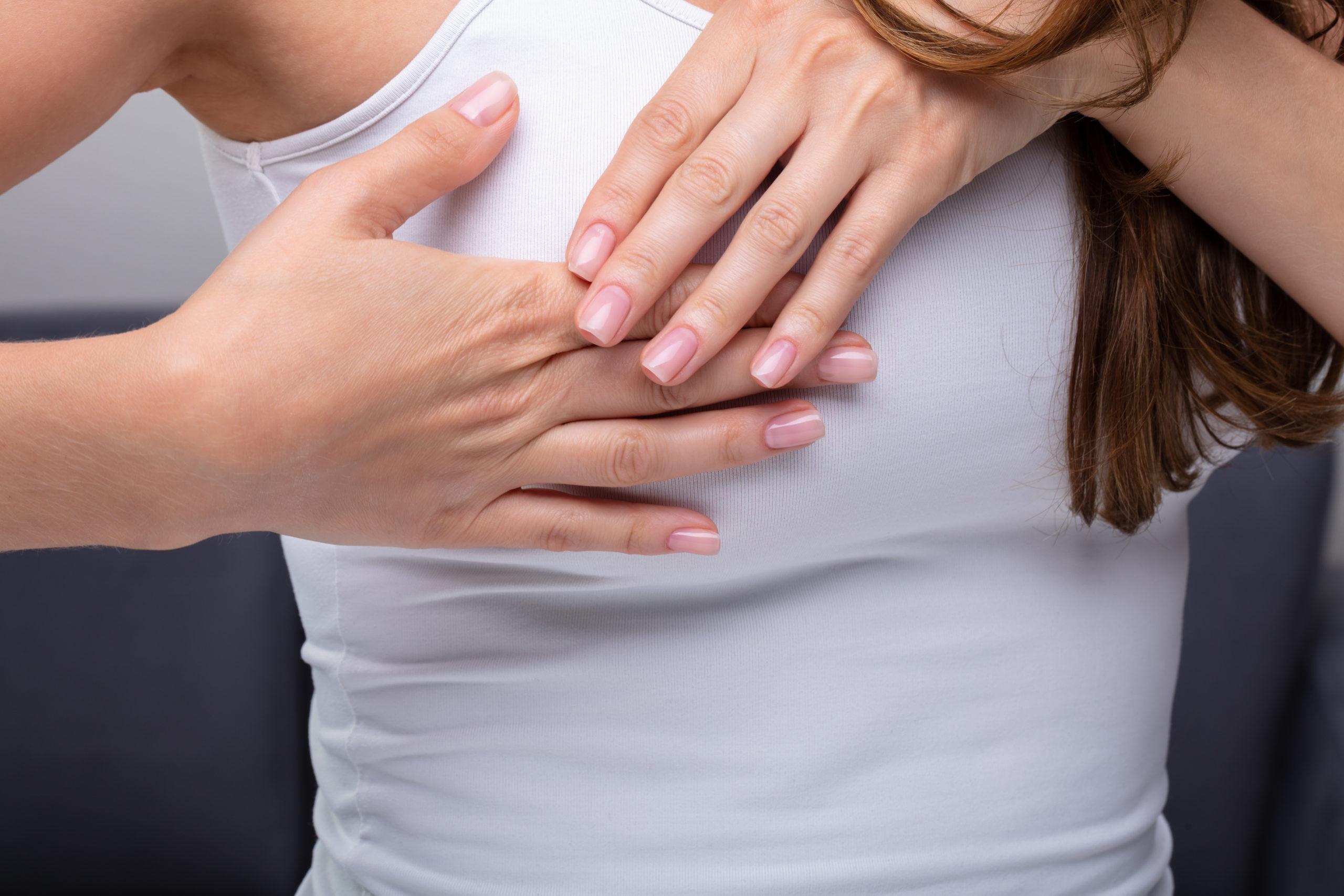Crevasse allaitement : éviter les crevasses pendant l'allaitement Crevasse allaitement : éviter les crevasses pendant l'allaitement