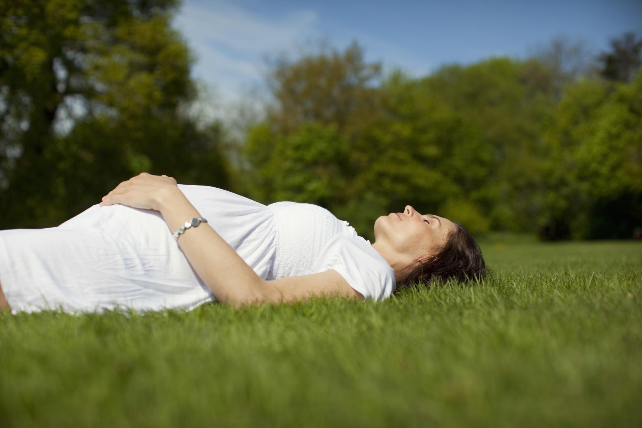 Préparation à l'accouchement : la relaxation Préparation à l'accouchement : la relaxation