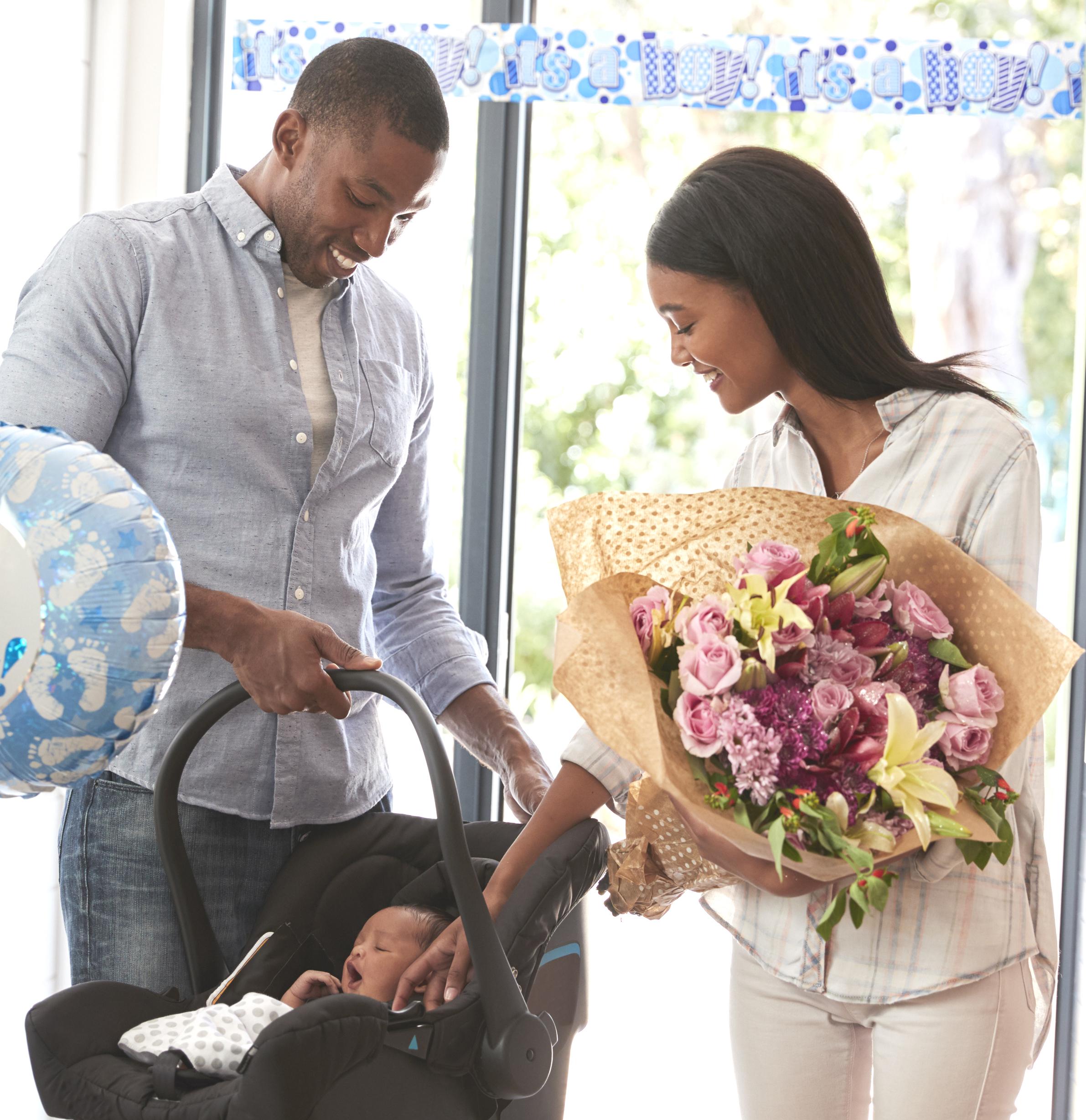 Conseils retour de la maternité : pleurs de bébé pas de panique ! Conseils retour de la maternité : pleurs de bébé pas de panique !